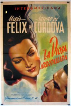La diosa arrodillada (Roberto Gavaldón, 1947)