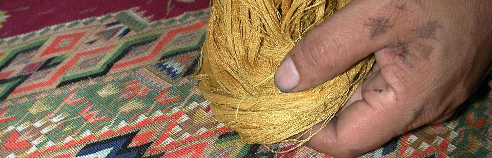 Proceso de rescate del Sarape de Saltillo - Proceso de comparación de colores