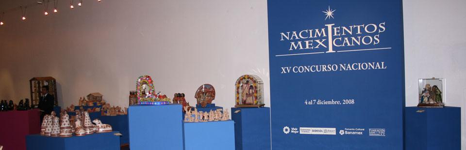 Concurso de Nacimientos Mexicanos, 2008.