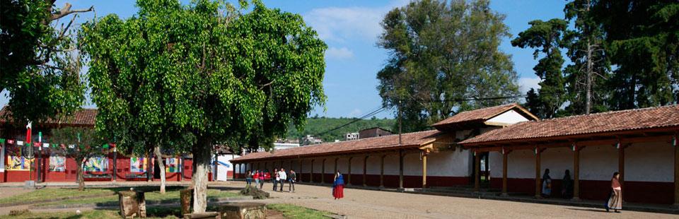 Santa Fe de la Laguna, Michoacán.