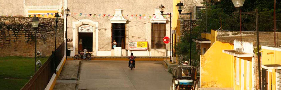 Izamal, Yucatán.