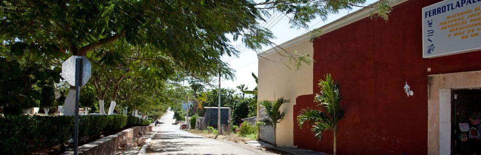 Maní, Yucatán.